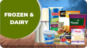 Frozen & Dairy