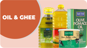 Oil & Ghee