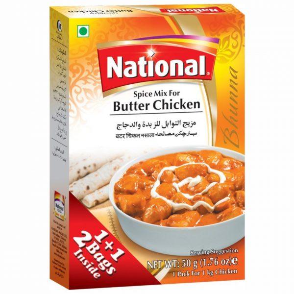 National Butter Chicken 50g