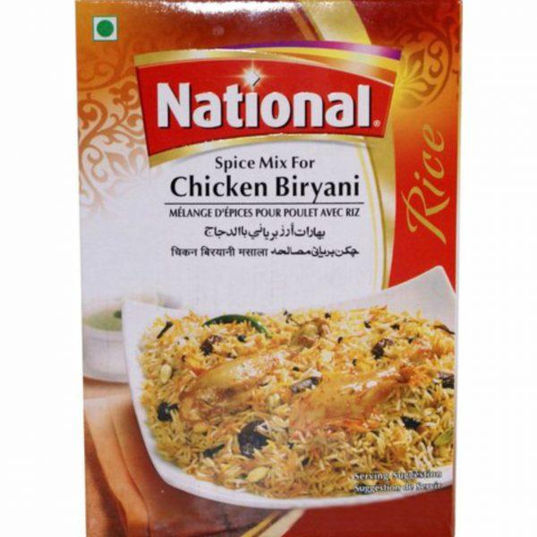 National Chicken Biryani 50g