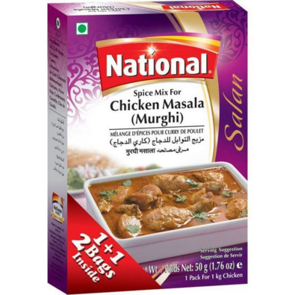 National Chicken Masala (Murghi) 50g