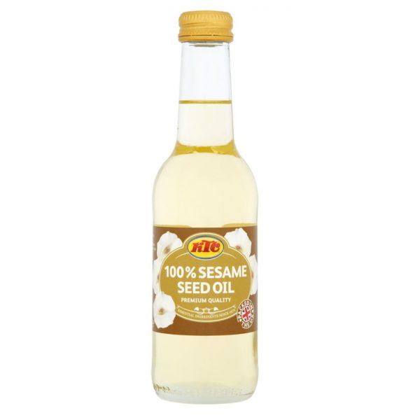 KTC 100% Sesame Seed Oil 250ml
