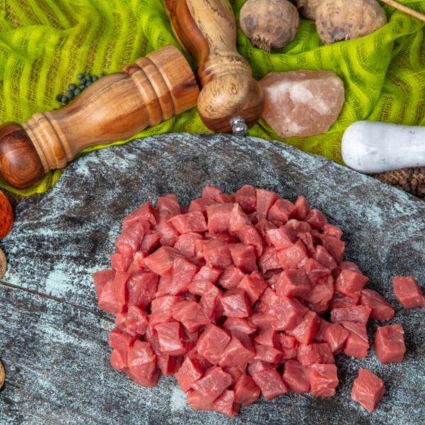 Halal Lamb Diced Boneless