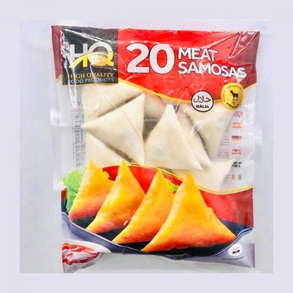 HALAL 20 Meat SAMOSAS