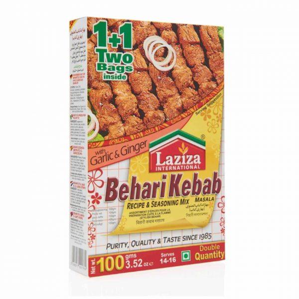 Laziza BEHARI KEBAB