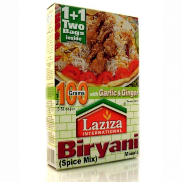 Laziza BIRYANI