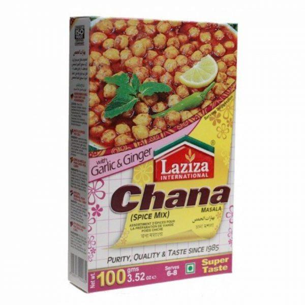 Laziza CHANA