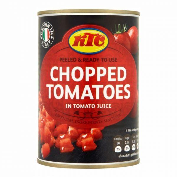KTC CHOPPED TOMOTO