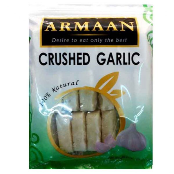 Armaan Crushed Garlic 400g