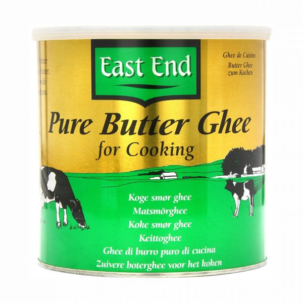 East End Pure Butter Ghee For Cooking 2kg