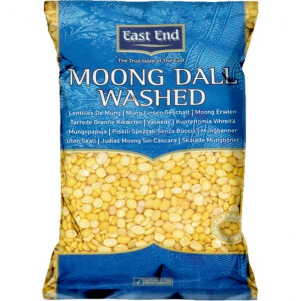 East End Moong Dall Washed 2kg