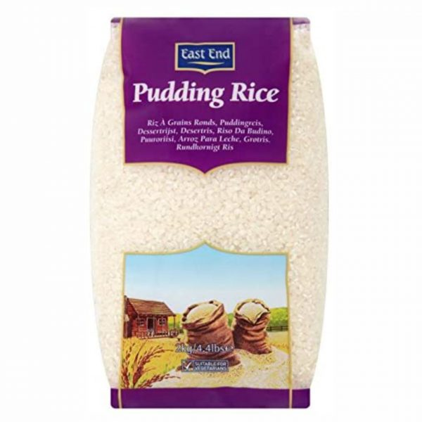 East End Pudding Rice 2kg
