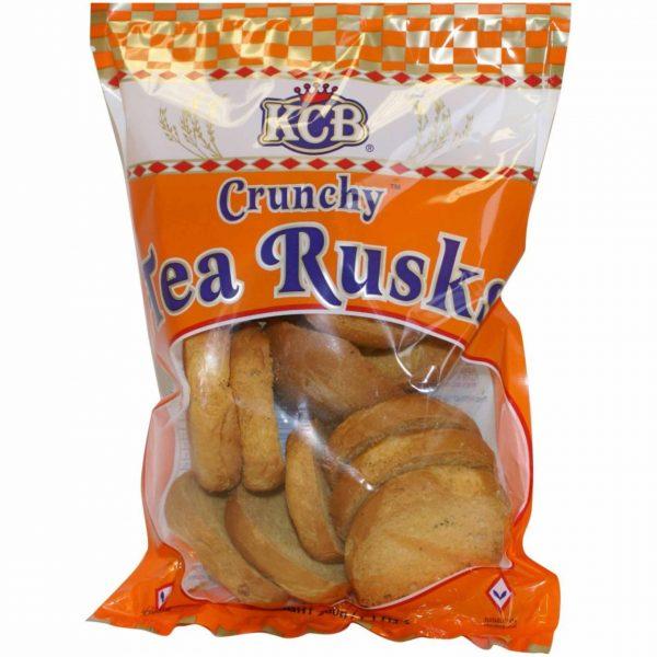 KCB Crunchy Tea Rusks 300g