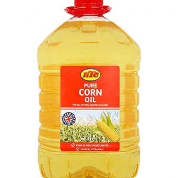 KTC Pure Corn Oil 5L