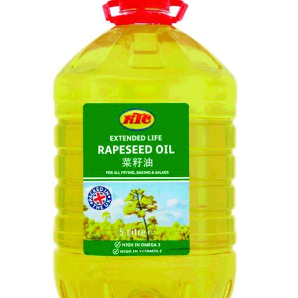 KTC Extended Life Rapeseed Oil 5L