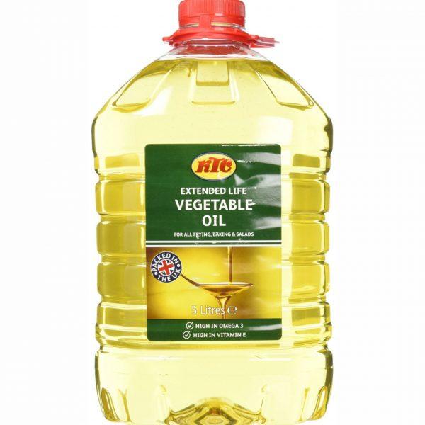 KTC Extended Life Vegetable Oil 5L