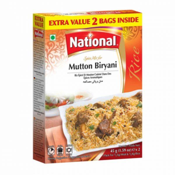 National Mutton Biryani 45g