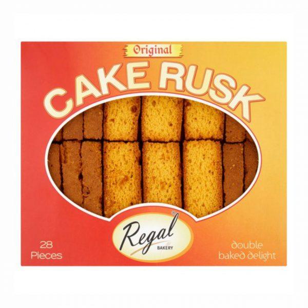 Regal Cake Rusk 28 Pieces