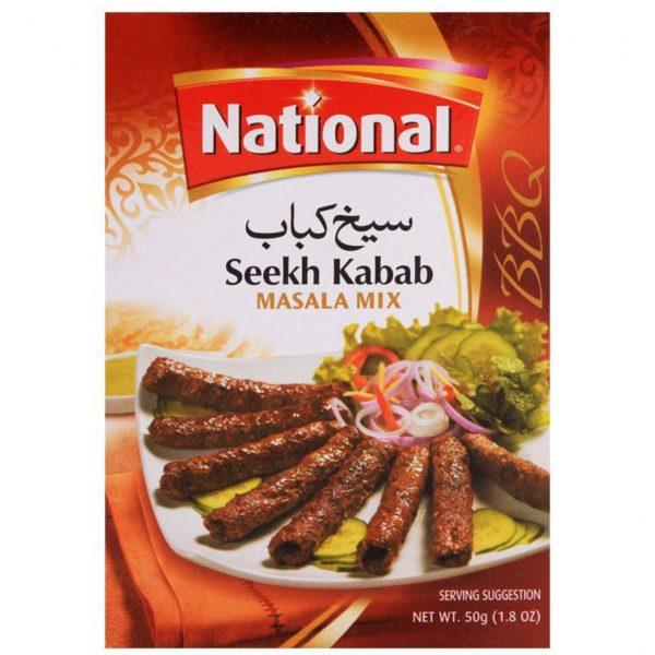 National Seekh Kabab Masala 50g