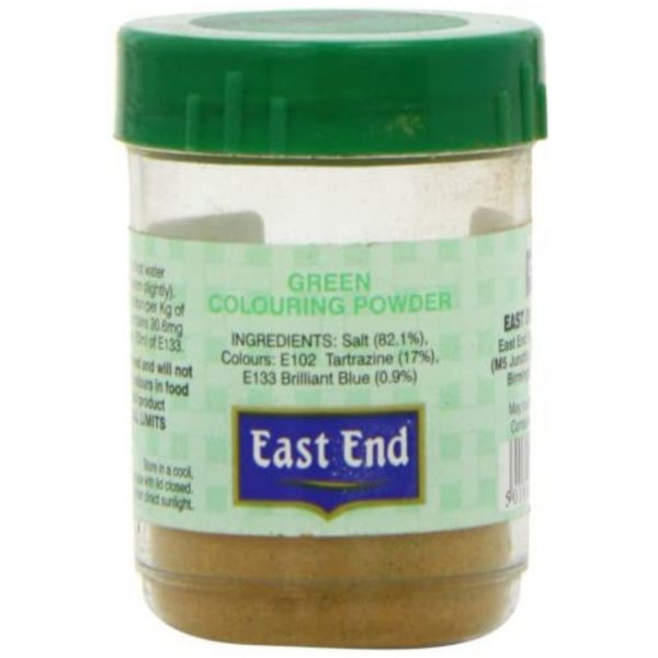 East End Green Colouring Powder 25g