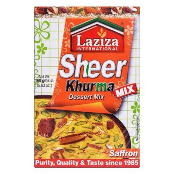 Laziza Sheer Khurma Dessert Mix 160g