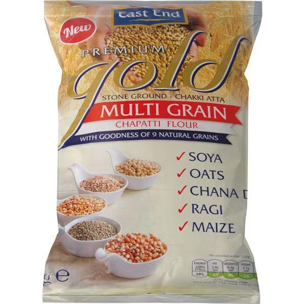 East End Multi Grain Chapati Flour 5kg